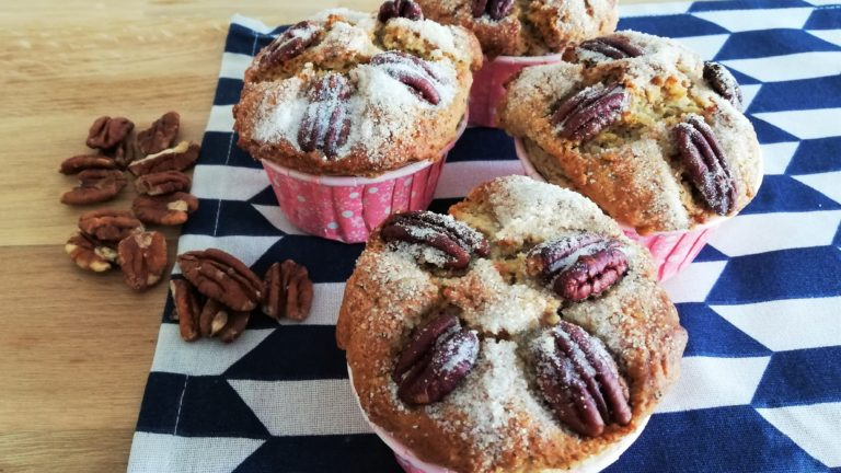 Colazione con…Muffin al nettare d'agave