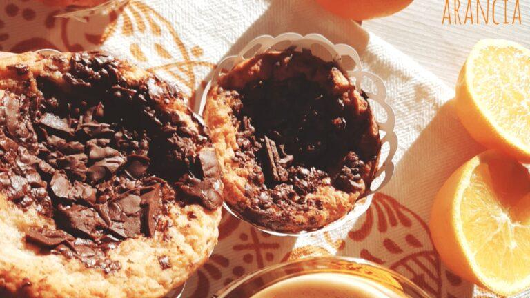 Colazione con…Muffin integrali all'arancia