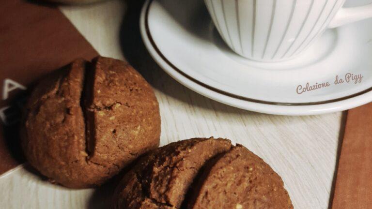 Colazione con…Biscotti chicco di caffè