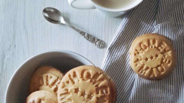 Colazione con…Biscotti burro d'arachidi
