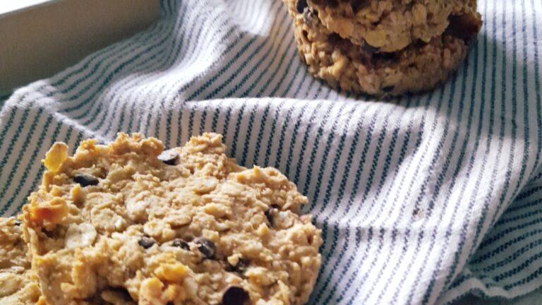 Colazione con…Cookies croccanti