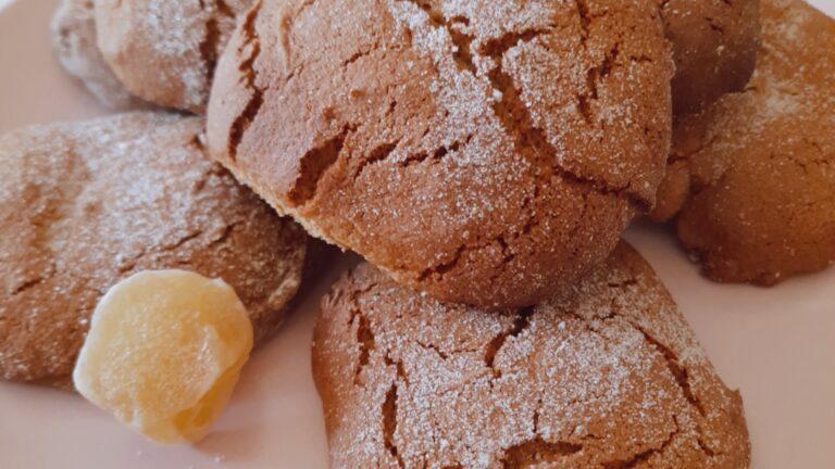 Colazione con…Biscotti farro e zenzero