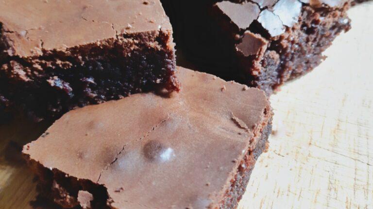 Colazione con…Brownies cioccolato al latte