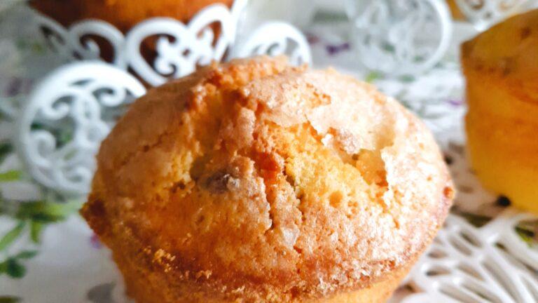 Colazione con…Muffin limone e pistacchi