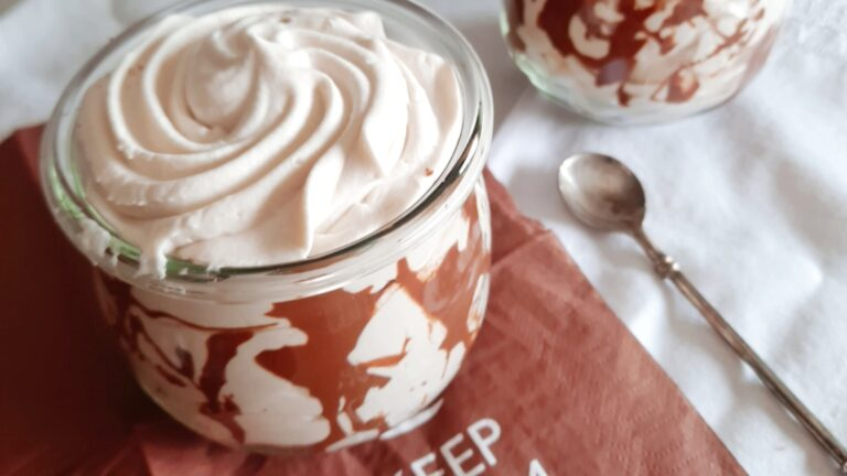 Colazione con…Mousse al caffè