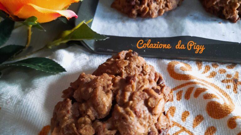 Colazione con…Farro fit cookies